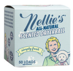 Nellie's All Natural Scented Wool Dryerball Simply Fresh | 810648002072