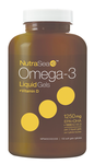 NutraSea+D Omega-3 Liquid Gels + Vitamin D (EPA + DHA 1250mg + 1000IU Vit D) 150 soft gels | 880860004161
