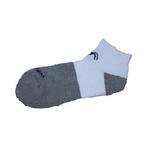 Incrediwear Below Ankle Low Cut Sports Socks White 1 Pair |