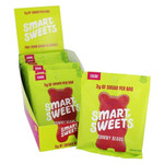 SmartSweets Gummy Bears Sour Box | 669809100016