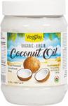 VegiDay Organic Virgin Coconut Oil 1.5 ml | 628235330343