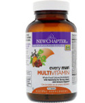 New Chapter Every Man Multivitamin 72 Tablets | 727783003232