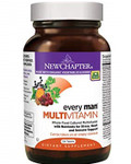 New Chapter Every Man Multivitamin 120 Tablets | 727783003249