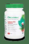 Organika Korean Red Ginseng 500mg | 620365015206