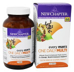 New Chapter Every Man's One Daily Multivitamin 72 tablets | 727783003287