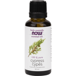 Now Essential Oils Cypress Oil  30ml | 733739876522