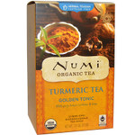 Numi Tea Organic Golden Tonic Turmeric Tea |