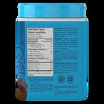 Sunwarrior Warrior Blend Protein - Chocolate 375g | 814784021393 | Nutrition Facts