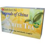 Uncle Lee's Tea Legends of China White Tea |