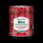 MegaFood Vitamin B12 Energy Gummies - Cranberry 70 Gummies | 051494902134