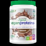 Genuine Health Fermented Organic Vegan Proteins+ Chocolate   624777010347