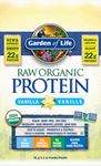 Garden of Life Raw Organic Protein Packets