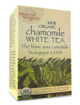 Uncle Lee's Tea Imperial Organic Chamomile White Tea | 879792000037