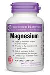 Preferred Nutrition Magnesium Vegicaps | 628826005209