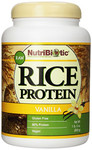 NutriBiotic Raw Rice Protein | 728177001650
