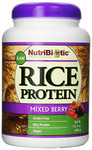 NutriBiotic Raw Rice Protein |728177001650