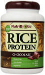 NutriBiotic Raw Rice Protein | 728177001605