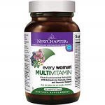New Chapter Every Woman Multivitamin 120 Tablets
