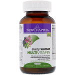 New Chapter Every Woman Multivitamin 72 Tablets