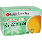 Uncle Lee's Tea Organic Green Tea | 049606207086
