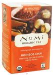 Numi Tea Organic Rooibos Chai Herbal Tea | 680692102017
