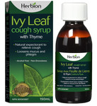 Herbion Ivy Leaf Cough Syrup with Thyme 150ml | 4607006670945