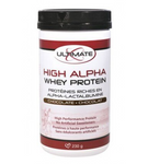 Ultimate High Alpha Whey Protein Chocolate 230 Grams | 851562003288