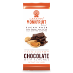 Lakanto Monk Fruit Sugar Free Chocolate with Almonds Bar