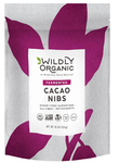 Wildly Organics Fermented Cacao Nibs 454 grams | 898392000131