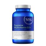 Sisu Supreme Multivitamin 50+ with CoQ10 120 veg caps | 777672026590