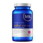 Sisu Ester-C Chewable 250mg Wildberry 120 Tablets | 777672020031