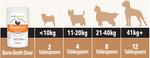 Prairie Naturals Bone Broth Protein Chicken 300 Grams -  Dose   067953006497