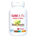 New Roots Herbal Cold and Flu | 628747122047