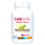 New Roots Herbal Cold and Flu | 628747122030