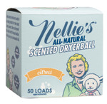 Nellie's All Natural Scented Wool Dryerball Citrus | 810648002058
