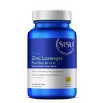 Sisu Zinc Lozenges 23mg Lemon Lime 30 lozenges | 777672011374