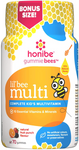 Honibe Complete Kid's Multivitamin Natural Fruit Punch Flavour 70 Gummies | 663448001468