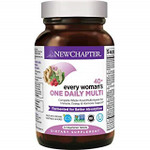 New Chapter Every Woman's One Daily 40+ Multivitamin 72 Tablets   727783100047
