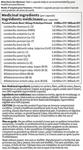 Garden of Life Dr. Formulated Probiotics Once Daily Prenatal 20 Billion Shelf Stable - Ingredients