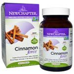 New Chapter Cinnamon Force 60 Liquid Capsules | 727783100696