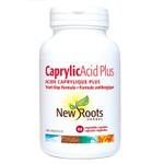 New Roots Herbal Caprylic Acid Plus Yeast-Stop Formula 60 veg capsules | 628747100229
