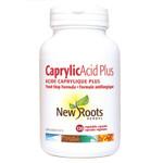 New Roots Herbal Caprylic Acid Plus Yeast-Stop Formula 120 veg capsules | 628747109413