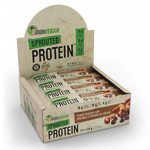 Iron Vegan Sprouted Protein Bar Peanut Chocolate Chip 12 Pack 12 x 62g | 837229007882