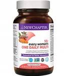New Chapter Every Woman's One Daily 55+ Multivitamin 72 Tablets | 727783101730