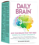3 Brains Daily Brain | 628235330596