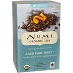 Numi Tea Organic Aged Earl Grey Tea | 680692101713