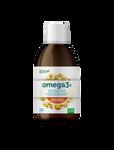 Genuine Health Omega3+ Liquid Natural Orange 200 mL | 624777002861