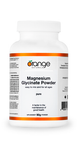 Orange Naturals Magnesium Glycinate Powder 200mg | 886646020233