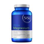 Sisu Magnesium 250mg 200 Veg Caps | 777672016508