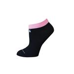 Incrediwear PRO No Sho Run Socks Black/Pink 1 Pair |  858349003004 | 858349003011 | 858349003028